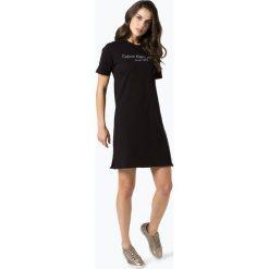 Sukienki: Calvin Klein Jeans – Sukienka damska, czarny