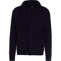 Swetry rozpinane męskie: J.CREW Kardigan black