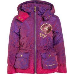 Desigual CARDEDEU Kurtka zimowa flox. Niebieskie kurtki chłopięce zimowe marki Desigual, z bawełny. W wyprzedaży za 359,10 zł.