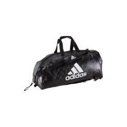 Torba 65L. Czarne torby podróżne marki DOMYOS, z materiału, duże. Za 259,99 zł.