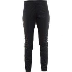 Craft Spodnie Storm 2.0 Black Xl. Czarne bryczesy damskie Craft, xl, do biegania. W wyprzedaży za 219,00 zł.