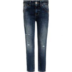LTB JULITA Jeans Skinny Fit ilya wash. Niebieskie jeansy dziewczęce marki LTB, z bawełny. Za 169,00 zł.