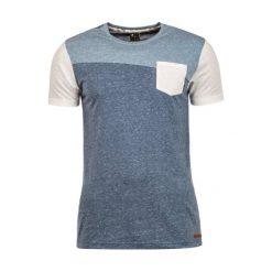 T-shirty męskie: Protest T-Shirt Męski Reward L Niebieski