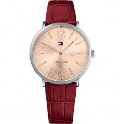 Tommy Hilfiger - Zegarek 1781841. Szare zegarki damskie marki TOMMY HILFIGER, m, z nadrukiem, z bawełny, casualowe, z okrągłym kołnierzem. Za 499,90 zł.