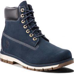 Trapery TIMBERLAND - Radford 6 Boot Wp Outers A1M70/TB0A1M7OH601 Granatowy. Niebieskie glany męskie marki Timberland, z materiału. W wyprzedaży za 539,00 zł.