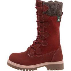 Kamik TAKODA Śniegowce red. Czerwone buty zimowe damskie marki Kamik, z gumy. W wyprzedaży za 287,20 zł.