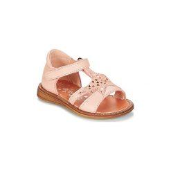 Sandały Dziecko  Acebo's  RAMOU. Czerwone sandały dziewczęce Acebo's. Za 231,20 zł.