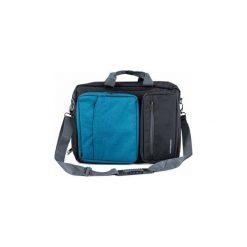 Torba do laptopa MODECOM RENO  niebieska. Niebieskie torby na laptopa Modecom, w paski. Za 132,99 zł.