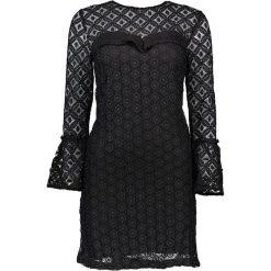 """Sukienki hiszpanki: Sukienka """"Isabel"""" w kolorze czarnym"""