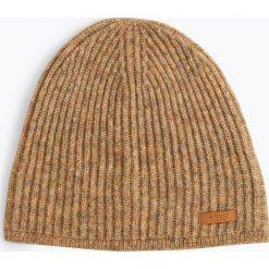 Barts - Czapka męska – Hazel, beżowy. Brązowe czapki męskie marki Barts, z dzianiny. Za 99,95 zł.