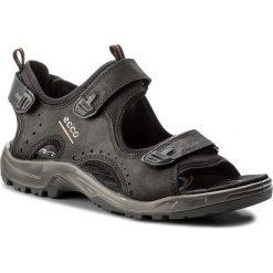 Sandały ECCO - Offroad 06953400201 Black. Czarne sandały męskie skórzane marki ecco. Za 449,90 zł.