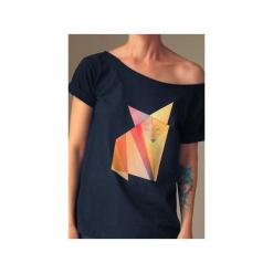 S-xxl lis origami koszulka tshirt czarny oversize. Czarne t-shirty damskie One mug a day, s. Za 85,00 zł.