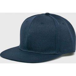 True Spin - Czapka Blank Snapback. Szare czapki z daszkiem męskie marki True Spin, z bawełny. W wyprzedaży za 59,90 zł.