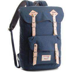 Plecak DOUGHNUT - 8077C-0056-F Steel Blue. Niebieskie plecaki męskie Doughnut, z materiału. Za 389,00 zł.
