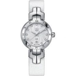 ZEGAREK TAG HEUER LINK LADY WAT1411.FC6316. Czarne zegarki damskie marki KALENJI, ze stali. Za 11720,00 zł.
