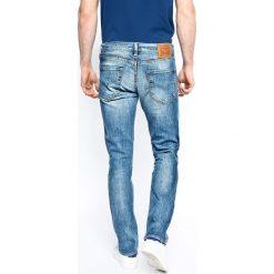 Levi's - Jeansy 511 Slim Harbour. Brązowe jeansy męskie slim Levi's®. Za 329,90 zł.