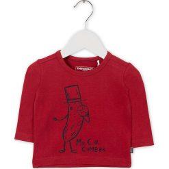 Bluzki dziewczęce: Koszulka w kolorze czerwonym