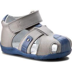 Sandały KORNECKI - 03143 N/Popiel/S. Szare sandały męskie skórzane marki Kornecki. Za 129,00 zł.
