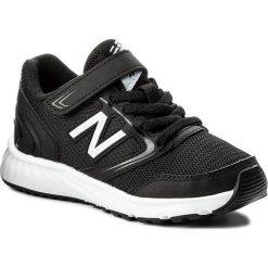 Trampki chłopięce: Sneakersy NEW BALANCE – KV455BWY  Czarny