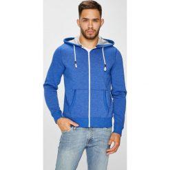 Tommy Jeans - Bluza. Brązowe bluzy męskie rozpinane marki SOLOGNAC, m, z elastanu. Za 359,90 zł.