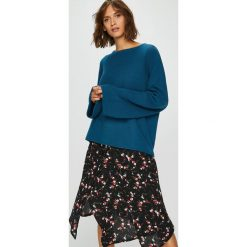 Answear - Sweter. Szare swetry oversize damskie marki ANSWEAR, l, z dzianiny. W wyprzedaży za 69,90 zł.