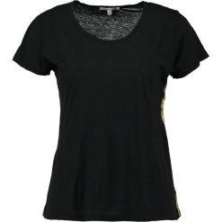 T-shirty damskie: Sundry Tshirt z nadrukiem black