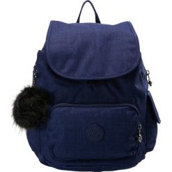 Kipling CITY PACK S Plecak indigo. Niebieskie plecaki damskie Kipling. Za 379,00 zł.