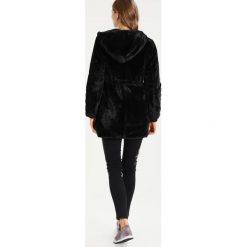 Płaszcze damskie pastelowe: Gaudi Płaszcz zimowy black