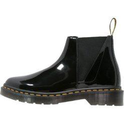 Dr. Martens BIANCA Ankle boot black. Czarne botki damskie skórzane Dr. Martens. W wyprzedaży za 426,30 zł.