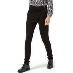 Spodnie dresowe damskie: Spodnie dresowe z dzianiny milano
