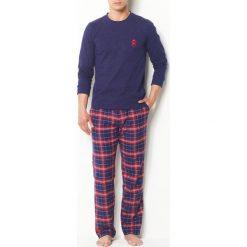 Piżamy męskie: Piżama ze 100% bawełny.
