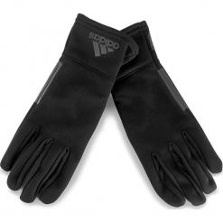 Rękawiczki Damskie adidas - Clmht Gloves BR0739 S Black/Black/Blkref. Czarne rękawiczki damskie Adidas, z materiału. Za 129,00 zł.