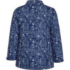 Kanz Kurtka zimowa  blue. Niebieskie kurtki dziewczęce zimowe marki Kanz, z materiału. W wyprzedaży za 151,20 zł.