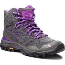 Buty trekkingowe damskie: Trekkingi THE NORTH FACE - Hedgehog Fastpack Mid Gtx (Eu) GORE-TEX NF0A3FXJTCR Dark Shadow Grey/Violet Tulle