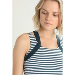 B ACTIVE by Beachlife SPORTS PADDED Top pond stripe. Niebieskie topy sportowe damskie marki B ACTIVE by Beachlife, xs, z elastanu. Za 249,00 zł.