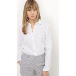 Bielizna damska: Koszula prosta, len