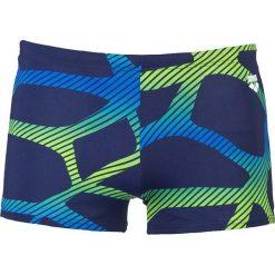 Kąpielówki męskie: Kąpielówki w kolorze niebiesko-zielonym