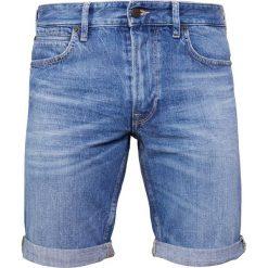 BOSS CASUAL Szorty jeansowe blau. Niebieskie spodenki jeansowe męskie BOSS Casual, casualowe. W wyprzedaży za 349,30 zł.
