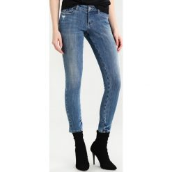 Miss Sixty LEVERETT TROUSERS Jeans Skinny Fit blue denim. Niebieskie jeansy damskie Miss Sixty. Za 419,00 zł.