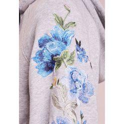 Sportmax Code ROLF Bluza rozpinana grigio chiaro. Szare bluzy rozpinane damskie Sportmax Code, s, z bawełny. W wyprzedaży za 374,50 zł.