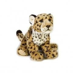 Maskotka DANTE National Geographic Jaguar. Brązowe przytulanki i maskotki marki DANTE, z materiału. Za 78,90 zł.