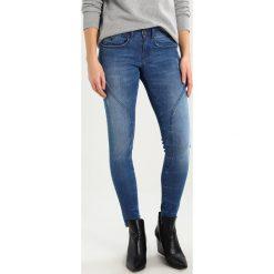 Freeman T. Porter NELYA Jeansy Slim Fit nego. Niebieskie jeansy damskie marki Freeman T. Porter. W wyprzedaży za 367,20 zł.