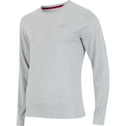 4f Koszulka męska szary r. S. Białe t-shirty męskie marki Adidas, l, z jersey, do piłki nożnej. Za 60,61 zł.