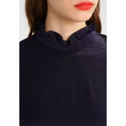 Bluzki asymetryczne: IVY & OAK Bluzka midnight blue