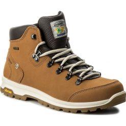 Trekkingi GRISPORT - 12917N22G Camel. Brązowe buty trekkingowe damskie Grisport. W wyprzedaży za 299,00 zł.