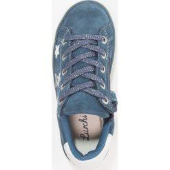 Lurchi STARLIGHT Tenisówki i Trampki jeans. Czarne trampki chłopięce marki Lurchi, z materiału. Za 299,00 zł.
