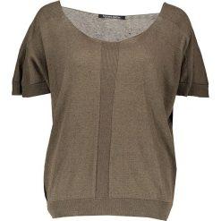 T-shirty damskie: Koszulka w kolorze khaki