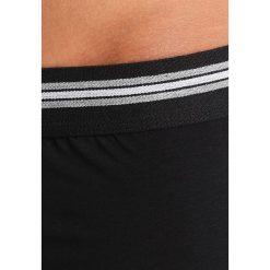 Jockey COTTON STRETCH TRUNK 3 PACK Panty black. Czarne slipy męskie Jockey, z bawełny. Za 159,00 zł.