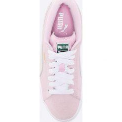 Buty sportowe chłopięce: Puma – Buty dzieciece Suede