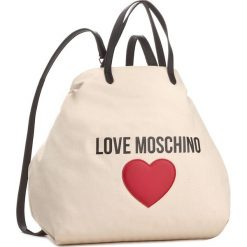 Plecaki damskie: Plecak LOVE MOSCHINO – JC4139PP15L3010A Naturale
